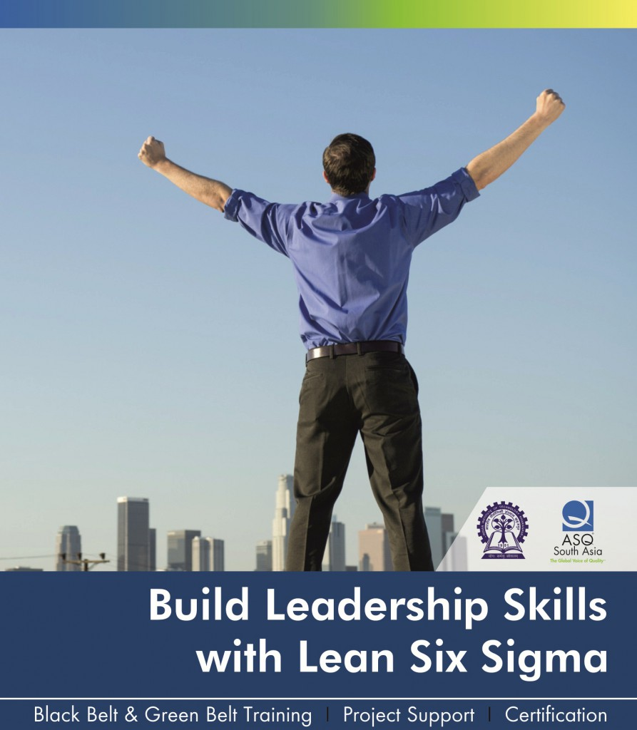 Build Leadership Skills With Lean Six Sigma Asq